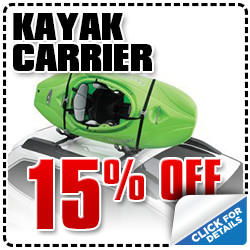Click to view our Subaru kayak carrier parts special in Portland, OR