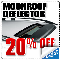 Click to view our Subaru moonroof deflector parts special in Portland, OR