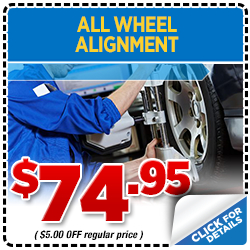 Click to print this coupon and save on your next Portland, OR area All-Wheel Alignment Service change from Wentworth Subaru