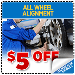 Click to save with our all-wheel alignment service specials at Wentworth Subaru in Portland, OR