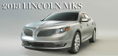 New Lincoln MKS Model Information