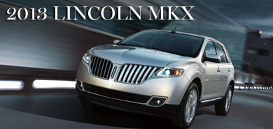 New Lincoln MKX Model Information