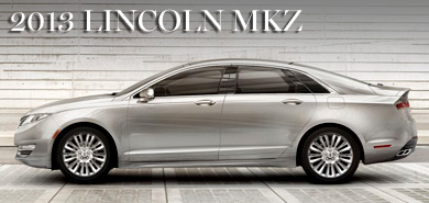 New Lincoln MKZ Model Information