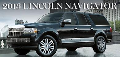 New Lincoln Navigator Model Information