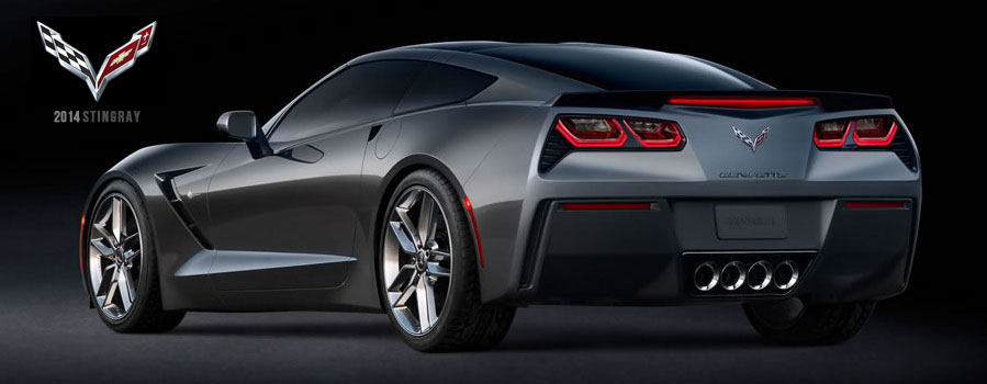 2014 Chevrolet Corvette Stingray at Wilsonville Chevrolet south of Portland, Oregon