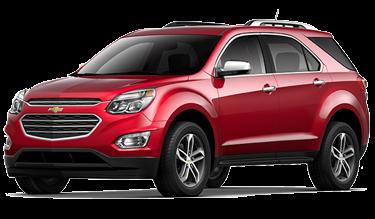 2016 Chevrolet Equinox vs 2016 Ford Edge Model Comparison