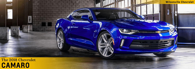 2018 Chevrolet Camaro Sports Car Model Information Serving