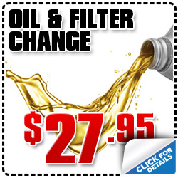 Portland Chevrolet Oil Change Special Discount Coupon serving Wilsonville & Oregon City, OR