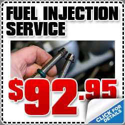 Wilsonville Chevrolet Fuel Injection Service Special Portland, Oregon