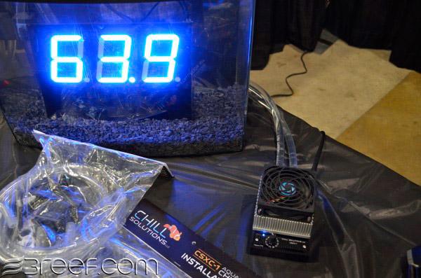 Chill Solutions CSXC-1 Nano Aquarium Chiller | 3reef