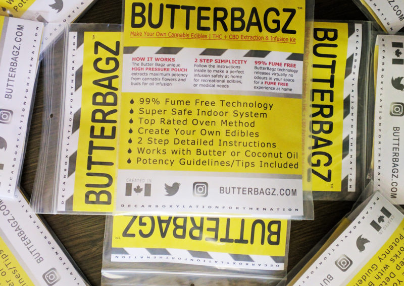 Butter Bagz - Oil Infusion Kit