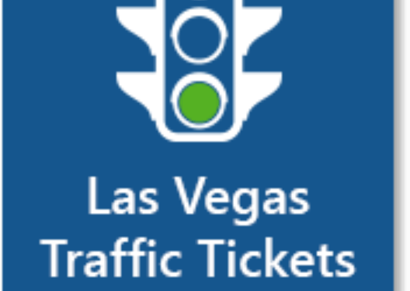 Las Vegas Red Light Tickets Lawyer