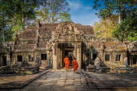 Find free Cambodia itineraries