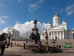 Find free Finland itineraries