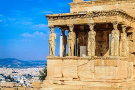 Find free Greece itineraries