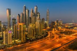 Find free United Arab Emirates itineraries