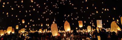 Chiang mai loi krathong festival