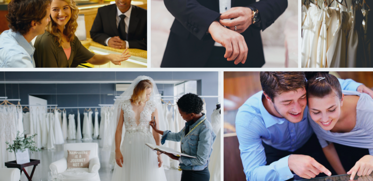 How Bridal Retailers Win with Online-to-Offline Experiences