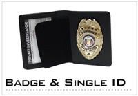 Badge & ID Cases