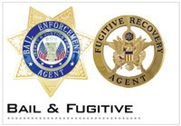 Bail Enforcement & Fugitive Recovery Badges