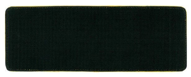 Velcro Patch Back View