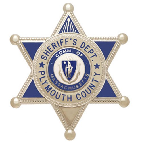 3 inch 6 Point Star Smith & Warren Badge S544E