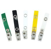 Stainless Steel Metal ID Accessory Clip