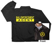 Bail Enforcement Nylon Raid Jacket
