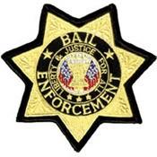 Bail Enforcement Patch