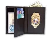 Double ID & Badge Wallet WAC038