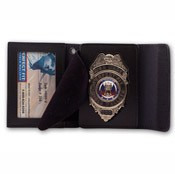 Duty Leather Badge & ID Case
