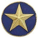 Blue Star Center Seal