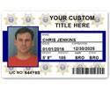 Corporate PVC ID Style #6