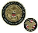 Dept of Defense Combating Terrorism Challenge Coin