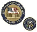 President Donald Trump Challenge Coin