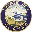 Alaska Center Seal