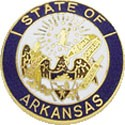 Arkansas Center Seal