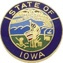Iowa Center Seal