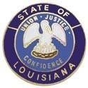 Louisiana Center Seal