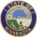Minnesota Center Seal