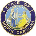North Carolina Center Seal