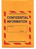 Confidential Envelope 5-Pack