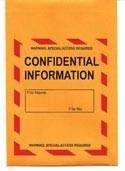 Confidential Envelope 5-Pack