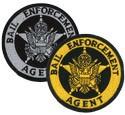 Bail Enforcement Agent Badge Patch