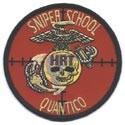 Hostage Rescue Team Sniper Patch