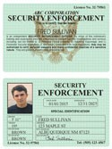 Security Enforcement Classic Folio