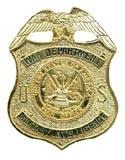 Military Intelligence Badge