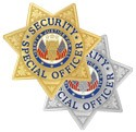 Security Special Officer Badge