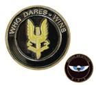 SAS (Who Dares Wins) Challenge Coin