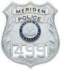 2.73 inch Metro Style Smith & Warren Badge S136